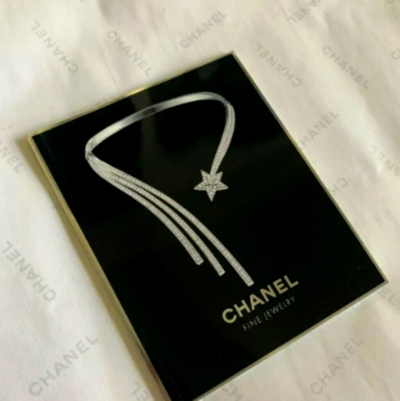 Chanel Jewelry Catalog '08 Collection w/Free Gift